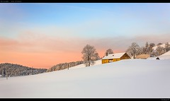 Haut Jura (France) (Arnaud D...) Tags: winter sky mountain snow france color colour montagne canon landscape pastel hiver paisaje ciel jura neige fullframe paysage couleur snowscape bellecombe invernal eos6d hautjura franchecomte eos6dtest testcanon6d