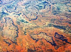 Mali (Prinz Wilbert) Tags: africa plane colorful aerial fromabove afrika mali flugzeug farbig birdseyeview fromtheair farben luftbild birdsview vogelperspektive vonoben linienflug birdseyeperspective überflug