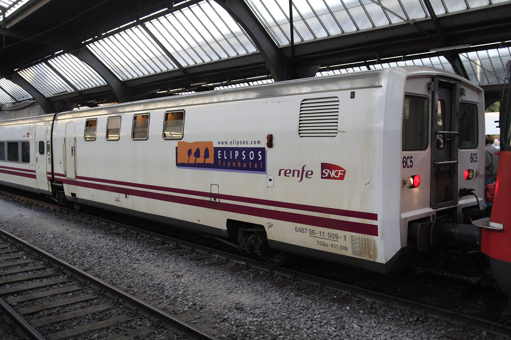 The world 39 s best photos of elipsos and renfe flickr hive for Renfe barcelona paris