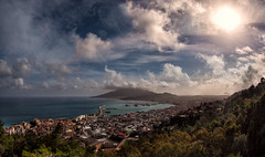zakinthos (dtsortanidis) Tags: travel sea sky clouds canon island photography day cloudy fisheye greece vacations dmitris zakinthos dimitrios ionean 815mm tsortanidis dtsortanidis