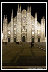 "Night Duomo <a style=""margin-left:10px; font-size:0.8em;"" href=""http://www.flickr.com/photos/66444177@N04/8414258031/"" target=""_blank"">@flickr</a>"