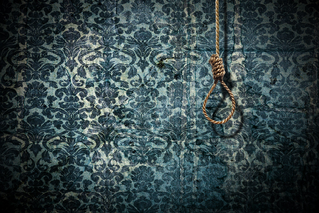Pretty wallpaper (rmtx) Tags: wallpaper hang hung noose hangmansnoose