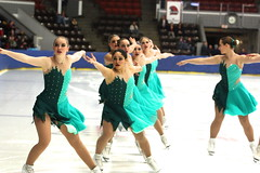 IMG_0457 (eking1989) Tags: ice championship midwest university michigan skating competition skate figure western rink wmu synchro synchronized midwestern