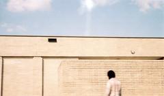 Stalk (HI-MATIC AF) Tags: man blur film scary blurry olympus stylus epic stalk stylusepic olympusstylus