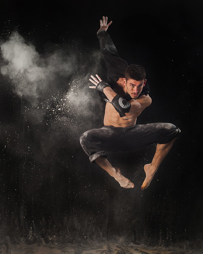 Dust Dancing Project (I): Rotem