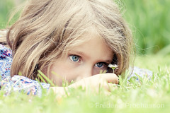 adorable girl lying on grass (Prochasson Frdric) Tags: child grass kid girl field sun cute outdoor calm forest warm baby fun greenery day happiness holiday sunny glad summer amusing caucasian hold female countryside smile lady rest gladness daughter adorable relax think childhood beauty joyful joy friendly cheerful background fresh nature vacation little happy summertime portrait pensive flower daisy