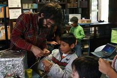 Curso de Verano en Faro de Indios Verdes (arsgames) Tags: nios videojuegos gamestart arsgames taller talleres hackeando el videojuego cce faro indios verdes