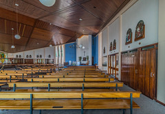 INTERIOR SHOTS OF SAINT PATRICKS CHURCH [FOR MY SECOND SESSION I HAD SOME FUN USING A 15mm LENS]-119924 (infomatique) Tags: galway interior church saintpatricks voigtlnder15mm ultrawideangle lens williammurphy sony a7rm2 ireland infomatique zozimuz fotonique