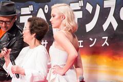Independence Day: Resurgence Japan Premiere: Maika Monroe (Dick Thomas Johnson) Tags: japan tokyo minato roppongi      roppongihills  roppongihillsarena  movie film premiere moviepremiere event   japanpremiere independencedayresurgence  jeffgoldblum  maikamonroe   todanatsuko