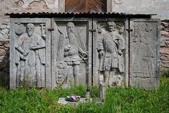 relif u kosteln zdi, Niemojw, Polsko (Ondra Brabec) Tags: relif kostel niemojw polsko polska poland