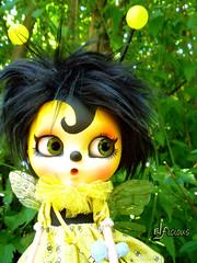 FA: Fuzzy, the Bee