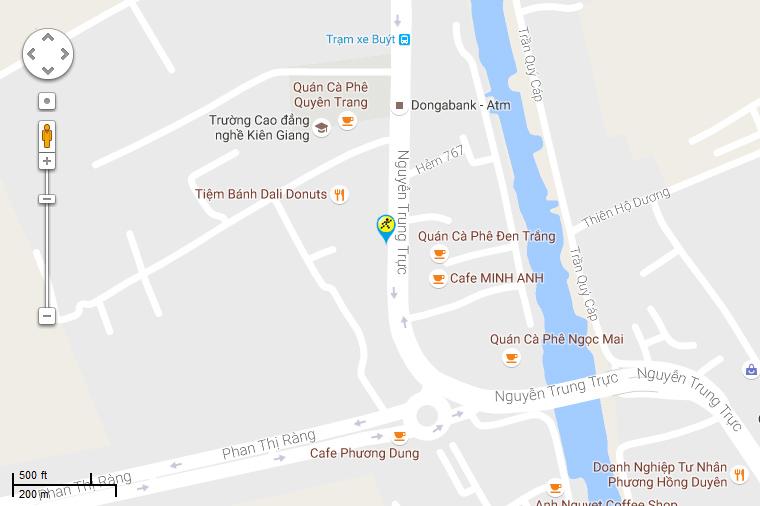 Khai trương siêu thị Điện máy XANH Rạch Giá, Kiên Giang