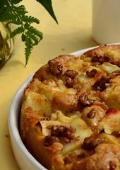 Lecker (Cathrine1) Tags: meinershagen niedersachsen apfelkuchen apple apfel cake kuchen
