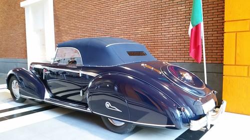 1938 Lancia Astura Pininfarina
