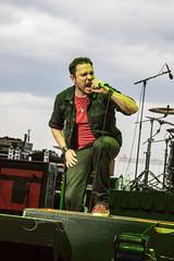 Trapt - Chene Park - Detroit, MI - 8/14/16