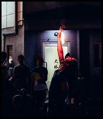 Fire Eater Action No. 1 () Tags: fireeater      xt2 fujifilmxt2 fujifilm nagoya imaike japan aichiken xf1655mmf28rlmwr