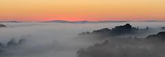 Crpuscule / Twilight (didier.bier) Tags: rochefortsurnenon jura franchecomt panoramique paysage lumire matin eos80d brume brouillard twilight sunrise 39 france ciel sky fog