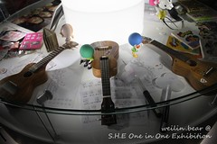 S.H.E One in One - 23 (weilin.bear) Tags: she 15thanniversary oneinone exhibition selina hebe ella taiwan taipei