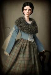 Jenny Fraser Murray (wizgerg3) Tags: iplehouse eid scarlet jenny outlander