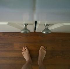 Symmetry (Bruce Tang 74) Tags: foot feet symmetry symmetric parallel fineart vantagepoint