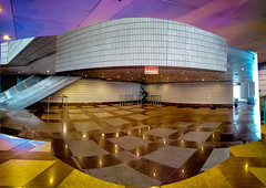 Foyer (Kai-Ming :-))) Tags: hongkongculturalcentre hongkong panorama stitched creative art light reflection collage barrierstand sony e6533