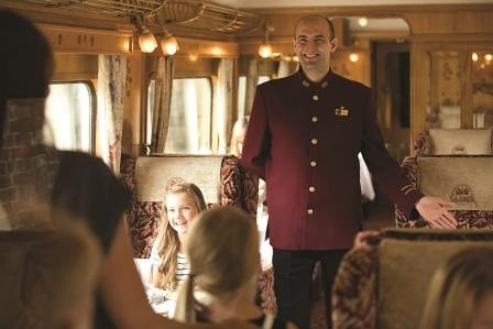 Family Travel Belmond Luxury Train Club
