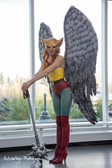 Hawkgirl (AdvantagePhotography) Tags: advantagephotography cosplay edmonton expo comic convention edmontonexpo costume tv fan scifi entertainment event characters anime comics book