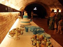 La Marchesa & d'Arapr (Sparkling Wines of Puglia) Tags: party battesimo cantina torta