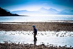 Applecross-29 (broadswordcallingdannyboy) Tags: applecross highlands scotland scottishhighlands beach sea summer sun fun family eos7d canon scottishlandscape water