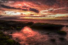 west side sunset (simonsphotos2011) Tags: ocean travel sunset seascape blur color beach water beautiful clouds photography hawaii nikon waves maui hdr longexposer mauisunset hawaiisunset oceanscape hdrphotography nikond7000