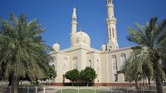 Jumeirah Mosque (Infomastern) Tags: building architecture dubai uae mosque moske jumeirahmosque