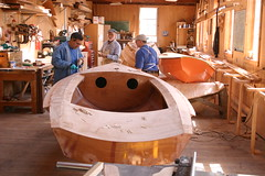northwest school of boatbuilding