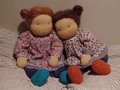 (Caroline babahaz) Tags: dolls waldorf inspired