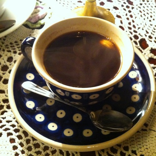 Coffee @ Mandragora