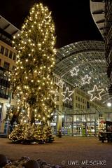 World Trade Center Dresden (binax25) Tags: xmas light weihnachten dresden nacht wtc lamps beleuchtung lampen romantik lich