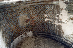 012-Bagan: 4th & 5th Day (meg williams2009) Tags: temple pagoda mural burma myanmar phaya fresco wallpainting bagan old ceilingpainting phato oldbagan painting wall thatbyinnyuphaya bagan