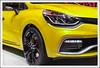 """Jaune au Salon de l'auto • <a style=""""font-size:0.8em;"""" href=""""http://www.flickr.com/photos/60453141@N03/8299605125/"""" target=""""_blank"""">View on Flickr</a>"""