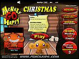 讓小猴子開心:聖誕節(Monkey GO Happy Christmas)