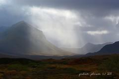 Glen varragill(EXPLORED#1 24/12/12) (gmj49) Tags: skye scotland sony glenn sunrays portree gmj a350 varragill