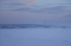Zonsopkomst (TIF Fotografie) Tags: winter landscape sneeuw arnhem nederland zon landschap huissen zonsopkomst ochtendzon natuurenlandschap pleijbrug ingridfotografie avondennachtfotografie