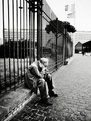 Untitled (Yves Roy) Tags: street city shadow urban blackandwhite bw black roma contrast dark blackwhite interestingness interesting raw moody 28mm snap fav20 termini explore fav30 rom yr italyrome fav10 explored ricohgrd grdiii yvesroy yrphotography