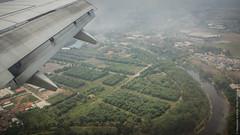 Полет на остров Понтианак