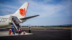 В аэропорту Йоджикарты
