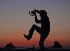 Mad about Photography / Loco por la Fotografa (pasotraspaso. Jesus Solana Fine Art Photography) Tags: sunset inspiration selfportrait self atardecer photography dance nikon danza autoretrato invoking fotografa inspiracin d80 invocar pasotraspaso