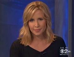 CBS Correspondent Karen Brown WBBM Illiniois Horse Abondonment (karenbrowntv) Tags: