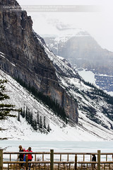 ( Lake Louise 7 ) ( SUMAYAH  ) Tags: ca camera lake canada canon photography eos flickr edmonton explore louise pro banff 550d     flickrsumayah