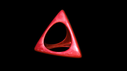 """tetrahedron soft • <a style=""""font-size:0.8em;"""" href=""""http://www.flickr.com/photos/30735181@N00/8325355945/"""" target=""""_blank"""">View on Flickr</a>"""