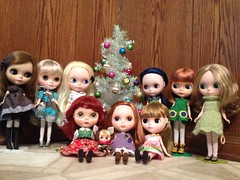 Happy New Year from the Neo Blythes!