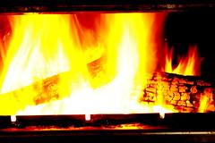 Fogo! (alnero) Tags: wood red orange hot canon happy fire eos rebel no flash laranja vermelho burning burn barbecue fogo churrasco quente churrasqueira lenha t3i atibaia queimando