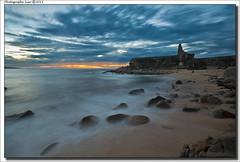 Playa de Nuestra Señora (jojesari) Tags: sigma explore galicia puestadesol 1020 pontevedra suso ocasos solpor cameraraw sanxenxo sedas playadenuestraseñora jojesari